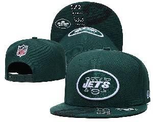 Mens Nfl New York Jets Falt Snapback Adjustable Hats Green Ec8501503