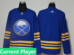 Mens Nhl Buffalo Sabres Current Player 2021 Blue Adidas Jersey