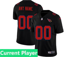 Mens Nfl Arizona Cardinals Current Player 2021 Black 3th Vapor Untouchable Limited Nike Jersey