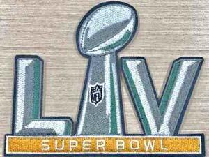 2021 Nfl Super Bowl Lv Patch