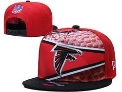 Mens Nfl Atlanta Falcons Falt Snapback Adjustable Hats Multicolor