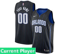 Mens Womens Youth 2020-21 Nba Orlando Magic Current Player Black Icon Edition Swingman Nike Jersey