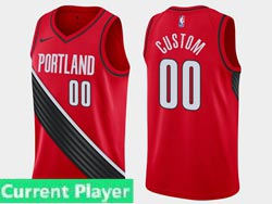 Mens Womens Youth Nba Portland Trail Blazers Current Player Red Jordan Brand Statement Edition Swingman Jersey