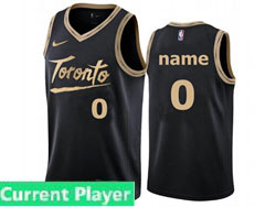 Mens Womens Youth 2021 Nba Toronto Raptors Current Player Black City Edition Nike Swingman Jersey