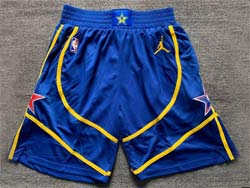 Mens Nba 2021 All Star Blue Just Don Jordan Shorts