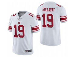Mens Nfl New York Giants #19 Kenny Golladay White Vapor Untouchable Limited Nike Jersey