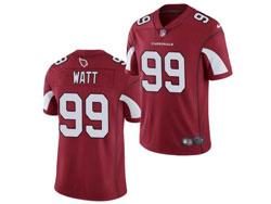 Mens Nfl Arizona Cardinals #99 J.j. Watt Red Vapor Untouchable Limited Nike Jersey
