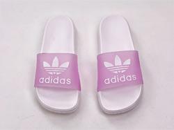 Women Adidas Adilette Slipper Slide Shoes One Color