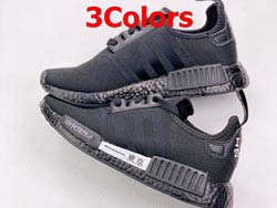 Mens And Women Adidas Nmd R1 Running Shoes 3 Colors