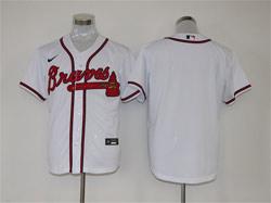 Mens Mlb Atlanta Braves Blank White Cool Base Nike Jersey