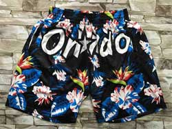 Mens Nba Orlando Magic Flowers Edition Mitchell&ness Hardwood Classics Pocket Shorts