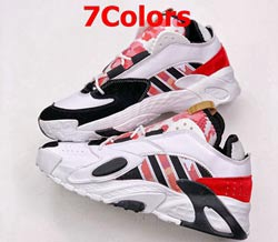 Mens Adidas Streetball Running Shoes 7 Colors