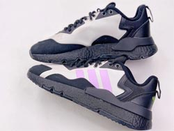 Mens And Women Adidas Nite Jogger 2021 Boost Running Shoes One Color