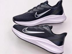 Mens And Women Nike Zoom Winflo 7 Running Shoes One Color