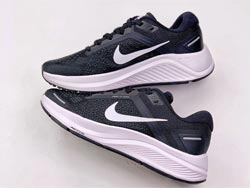 Mens And Women Nike Air Zoom Structure 23 Running Shoes One Color