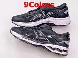 Mens Asics Gel Kayano 26  Running Shoes 9 Colors