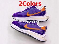 Mens And Women Sacai X Nike Regasus Vaporrly Sp Running Shoes 2 Colors