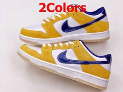 Mens And Women Nike Dunk Sb Low Pro Sb Running Shoes 2 Colors