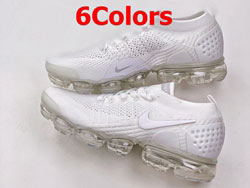 Mens And Women Nike Air Vapormax Flyknit 2.0 Running Shoes 6 Colors