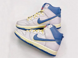 Mens And Women Atlas X Nike Dunk Sb High Lost At Sea Running Shoes One Color
