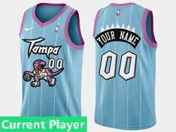 Mens Womens Youth Nba Toronto Raptors Current Player Light Blue Swingman Nike Jersey