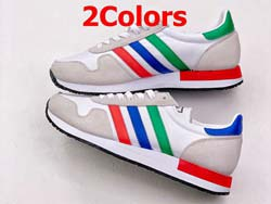Mens And Women Adidas Usa 84 Running Shoes 2 Colors