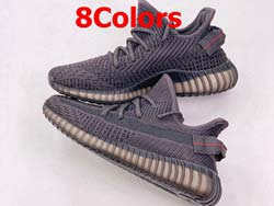 Mens And Women Adidas Yeezy 350 V2 Running Shoes 8 Colors