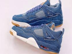 Mens And Women Nike Air Jordan 4 Aj4 Basketball Shoes One Color