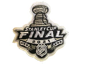 Nhl 2021 Final Stanley Cup Patch