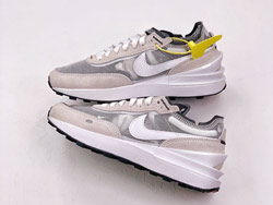 Mens And Women Nike Waffle One Running Shoes One Color