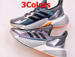 Mens And Women Adidas X9000l4 Running Shoes 3 Colors