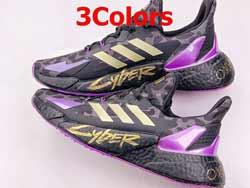 Mens Adidas X9000l4 Running Shoes 3 Colors