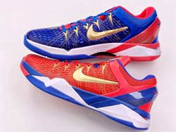 Mens Nike Zoom Kobe Vii Running Shoes One Color