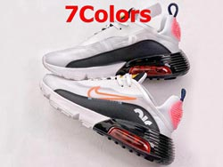 Mens And Women Nike Air Vapormax 2090 Running Shoes 7 Colors