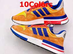Mens And Women Adidas Originals Zx500 Boost Running Shoes 10 Colors