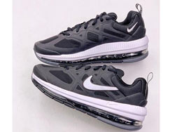 Mens And Women Nike Air Max Genome Running Shoes One Color
