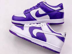 Mens And Women Nike Dunk Low Flip The Old School Running Shoes One Color