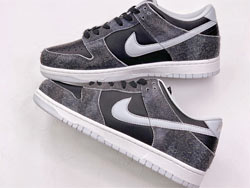 Mens And Women Nike Dunk Low Animal Pack Running Shoes One Color