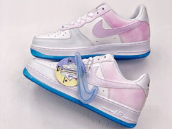 Women Nike Air Force 1 07 Lx Photochromic Running Shoes One Color