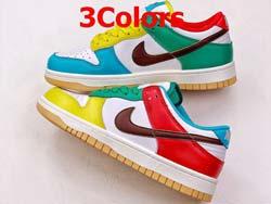 Women Nike Dunk Sb Low Running Shoes 3 Colors