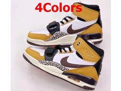 Mens And Women Nike Air Jordan Legacy 312 Basketball Shoes 4 Colors