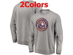 Mens Nba Phoenix Suns 2021 Pullover Sweatshirt Jersey 2 Colors