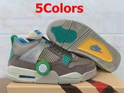 Mens And Women Nike Air Jordan6 Aj6 High Basketball Shoes 5 Colors