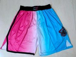 Mens Nba 2021 Miami Heat Gradient City Edition Shorts