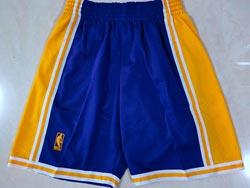 Mens Nba Los Angeles Lakers Purple 1996-97 Hardwood Classics Shorts