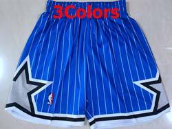 Mens Nba Orlando Magic 1994-95 Mitchell&ness Hardwood Classics Shorts 3 Colors