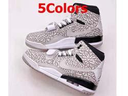 Mens And Women Air Jordan Legacy 312 Basketball Shoes 5 Colors