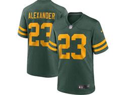 Mens Nfl Green Bay Packers #23 Jaire Alexander Green 2021 Legend Game Nike Jersey