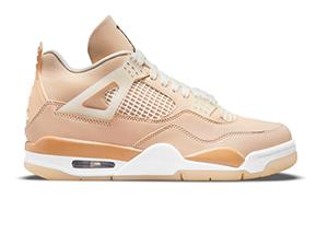 Mens Nike Air Jordan 4 Retro Basketball Shoes