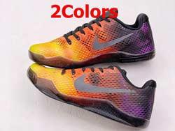 Mens Nike Kobe 9 Low Mamba Moment Basketball Shoes 2 Colors